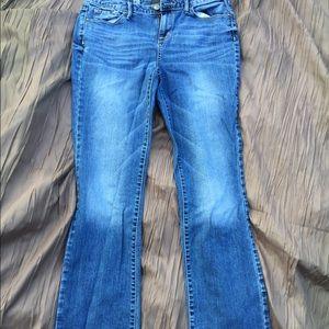 Jeans women's size 8 Bootcut